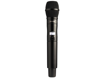 Shure QLXD2/KSM9 J50 Band (572.175 - 635.900 MHz) Handheld Transmitter with KSM9 Microphone