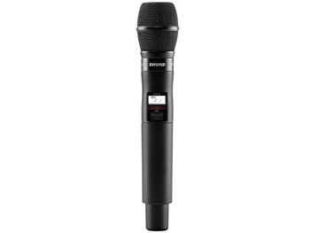 Shure QLXD2/KSM9HS G50 Band (470.125 - 533.925 MHz) Handheld Transmitter with KSM9HS Microphone