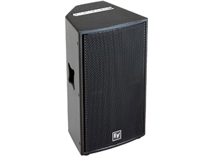 Electro-Voice QRX-112/75-BLK, 12-inch two-way speaker