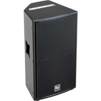Electro-Voice QRX-115/75-BLK, 15-inch two-way speaker