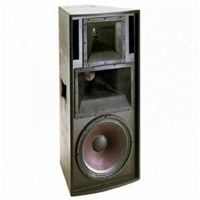 Electro-Voice QRX-153/75-BLK, 15-inch 3-way speaker