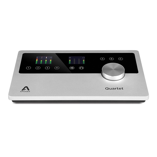 Apogee Quartet IOS - Audio Interface for iPad & Mac