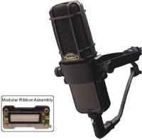 Superlux R102 Figure 8 Active Aluminum Ribbon Microphone