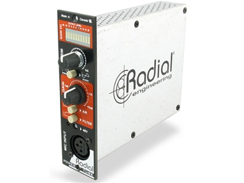 Radial PowerTube - Tube Preamp module for 500 Series