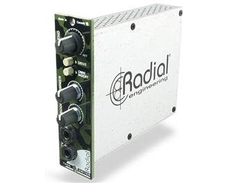 Radial Engineering TankDriver - spring reverb tank, 2 band EQ