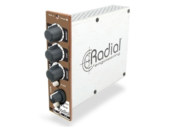 Radial Engineering Q3 - Induction coil EQ for 500 Series