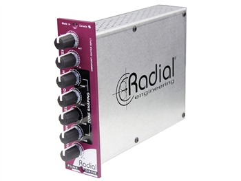 Radial FunkDrive - Line level distortion for 500 Series