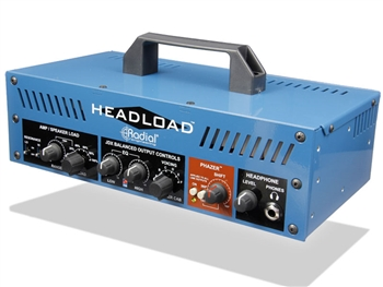 Radial Headload V4 - Speaker load box, 4 ohms
