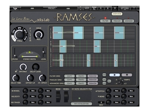 Xils Lab RAMSES - Rythm And Motion Stereo Engine System (Download)