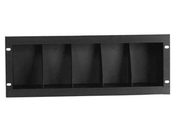 Chief Raxxess RCH Rackmount Cassette Holder, 3 Space