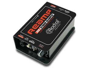 Radial Reamp JCR - Active Class-A Reamper