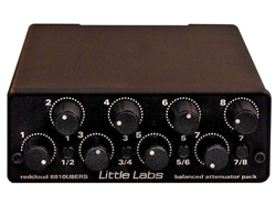 Little Labs Red Cloud 8810 U8ERS Attenuator Pack