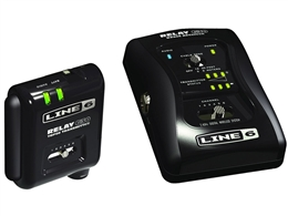 Line 6 Relay G30 - 6-Channel 2.4 GHz Digital Guitar Wireless System w/ Stompbox Receiver