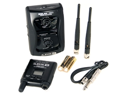 Line 6 Relay G50 - 12-Channel 2.4 GHz Digital Guitar Wireless System w/ Pro-Stompbox Receiver