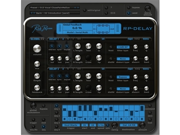 Rob Papen RP-DELAY (Download license)