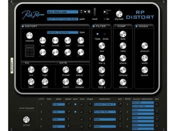 Rob Papen RP-Distort (Download license)