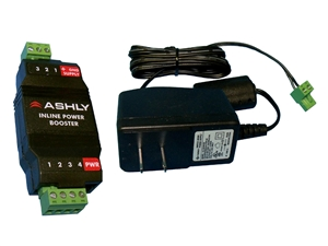 Ashly RPS-18 - Inline Power Booster for use with Multiple WR-5 Wall Remotes
