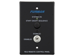 Furman RS-2 System remote Control Panel switch