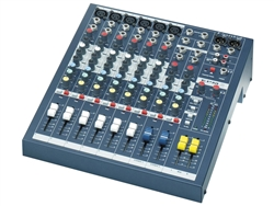 Soundcraft EPM6 - 6-channel mixer