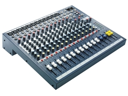 Soundcraft EPM12 - 12-Channel Multi-format Mixer