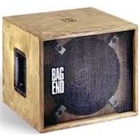"Bag End S12-B - Oiled Birch Single 12"" Compact Enclosure"