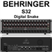 Behringer S32 - I/O Box with 32 Remote-Controllable MIDAS Preamps