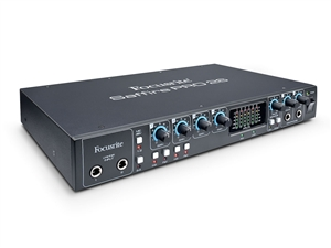 Focusrite Saffire Pro 26 Firewire/Thunderbolt Audio Interface