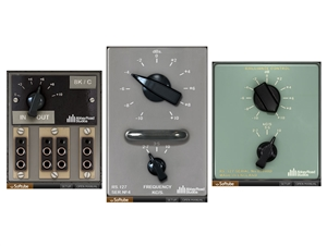 Softube Abbey Road Brilliance Pack EQ software plug in bundle