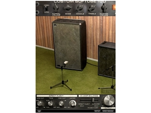 Softube Bass Amp Room,bass amp room emulation (license code download)
