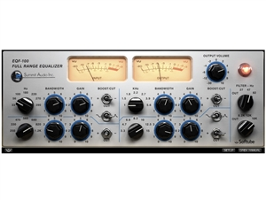 Softube Summit Audio EQF-100 4 band parametric EQ