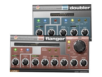 Softube Fix Flanger and Doubler software plug in (license code download)