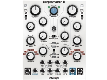 Softube Intellijel Korgasmatron II, Modular Expansion Plug-in