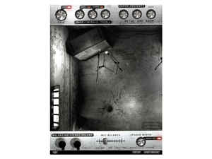 Softube Metal Amp Room simulator software plug in