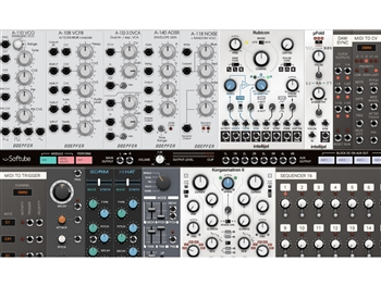 Softube Modular, Basic Package Plug-in