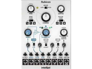 Softube Intellijel Rubicon, Modular Expansion Plug-in