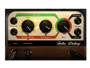 Softube Tube Delay software plug in ( license code download)