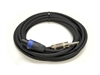 "Whirlwind SK2100G12 - Cable - Speaker, 1/4"" male to NL4 Speakon, 100', 12 AWG, wired 1+ / 1-"