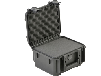 "SKB 3I-0907-6B-C Small Mil-Std Waterproof Case 6"" Deep (w/ cubed foam)"