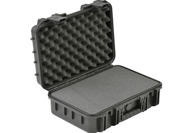 "SKB 3I-1610-5B-C Mil-Std Waterproof Case 5"" Deep (w/ cubed foam)"
