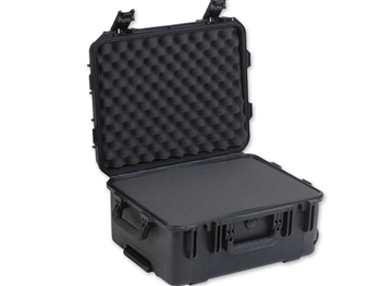 "SKB 3I-1914-8B-C Mil-Std Waterproof Case 8"" Deep (w/ cubed foam, wheels and pull handle)"