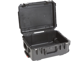 "SKB 3I-1914-8B-E Mil-Std Waterproof Case 8"" Deep (empty w/ wheels and pull handle)"