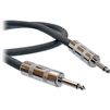 Quantum Audio SC16-3  Oygen Free Speaker Cable 1/4 in TS to 1/4 in TS 3 ft.
