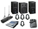 OPA 10, OPA Sub Speakers and Presonus 16.4.2AI Mixer System Bundle