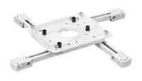 Chief SLBUW, Universal Projector Interface Bracket, White