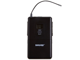Shure SLX 1 Wireless Bodypack Transmitter, for SLX series wireless
