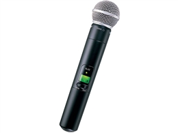 Shure SLX2/SM58 Wireless Transmitter
