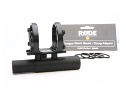 Rode SM-5, Shock Mount (Clamp Adapter) for NTG-1, NTG-2, NT3, NT4, and NT5