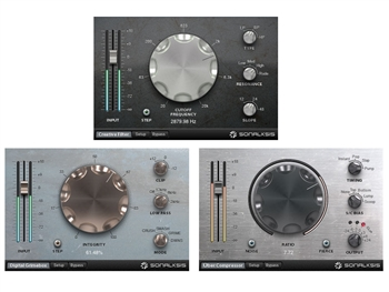 Sonalksis Creative Elements Bundle - TBK, TBK2 (Electronic Delivery)