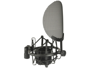 Golden Age Projects SP1 Shock Mount with Metal Pop Filter