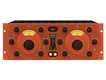 SPL Iron Mastering Compressor - Red